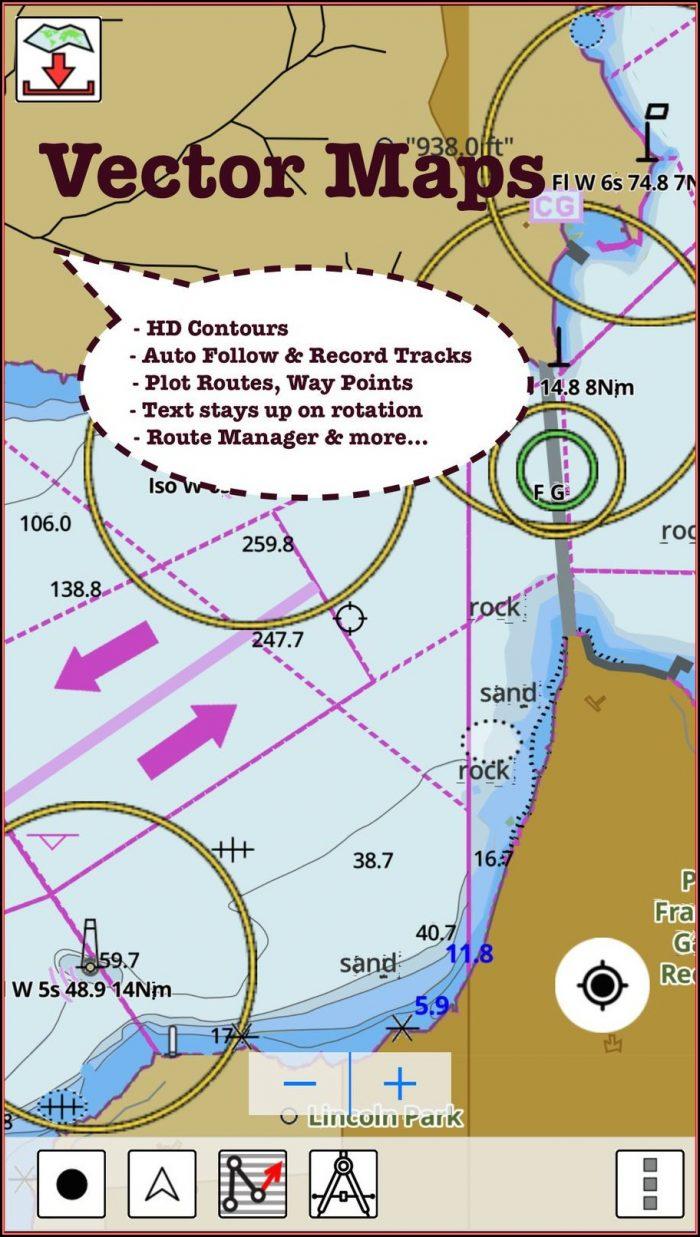 Free Nautical Maps Uk