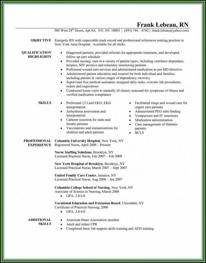 Free Printable Resume Templates Australia