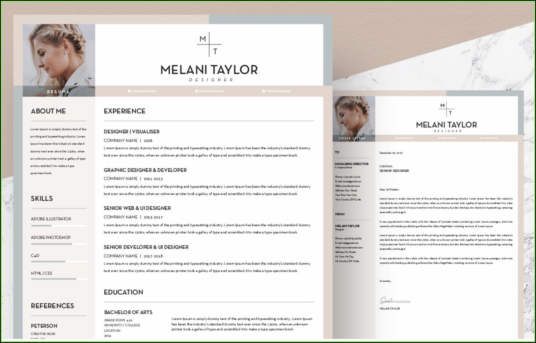 Free Resume Templates Download Mac