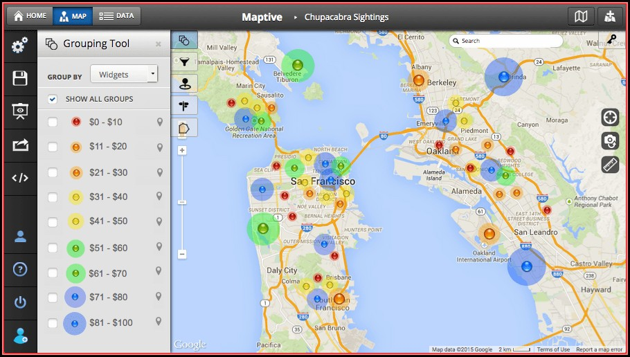 Free Sales Route Mapping Software
