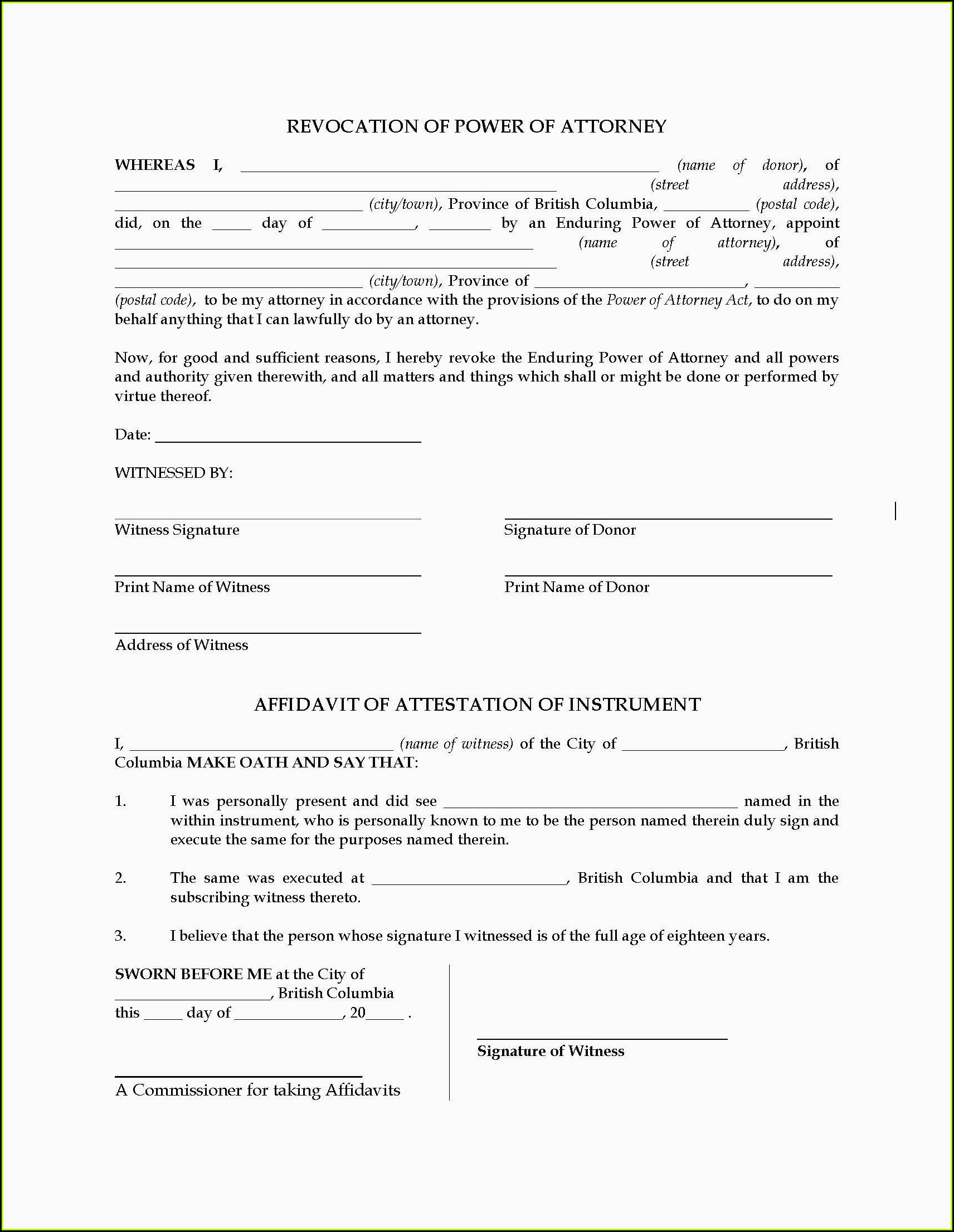 Free Small Estate Affidavit Form Florida