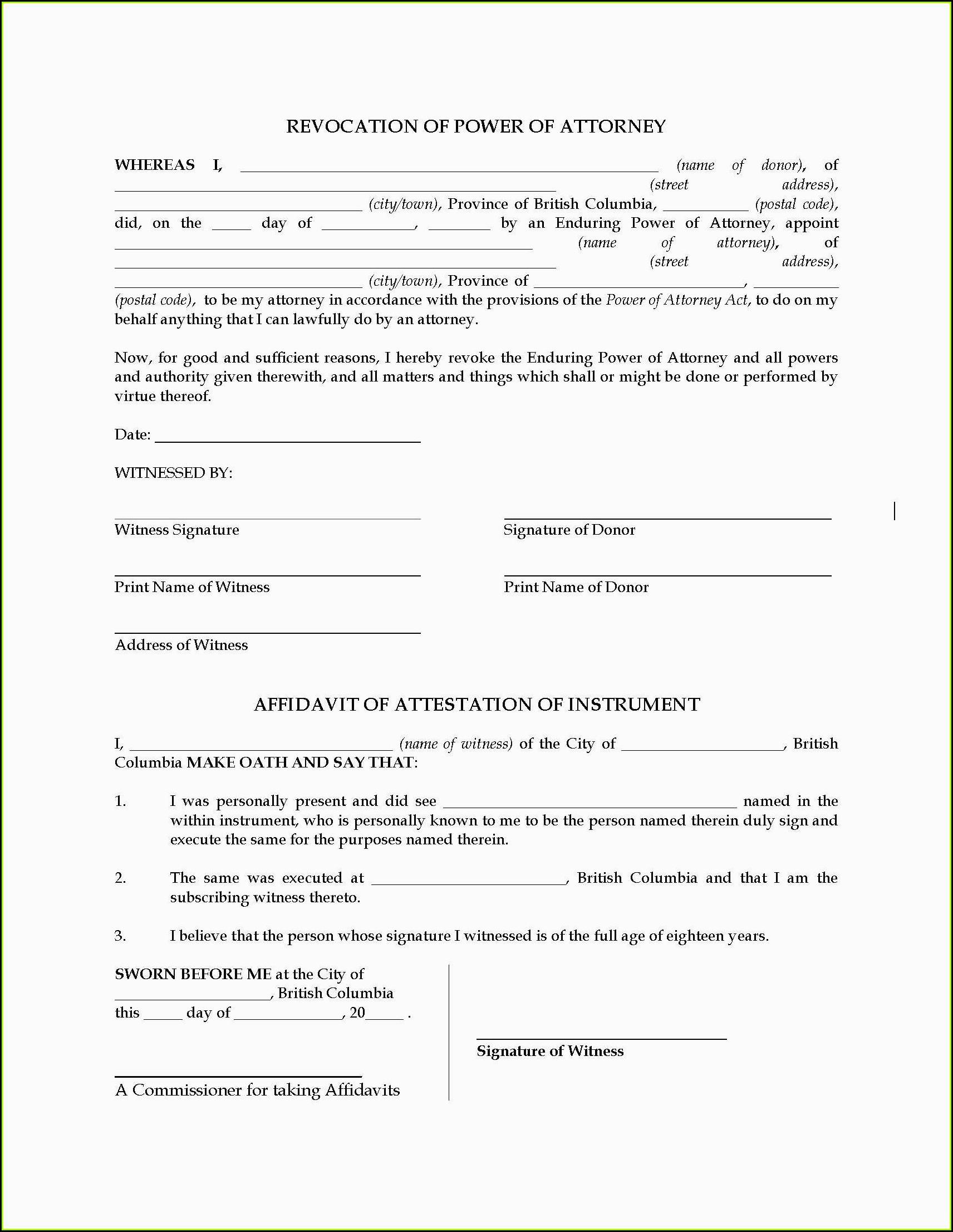 Free Small Estate Affidavit Form Florida