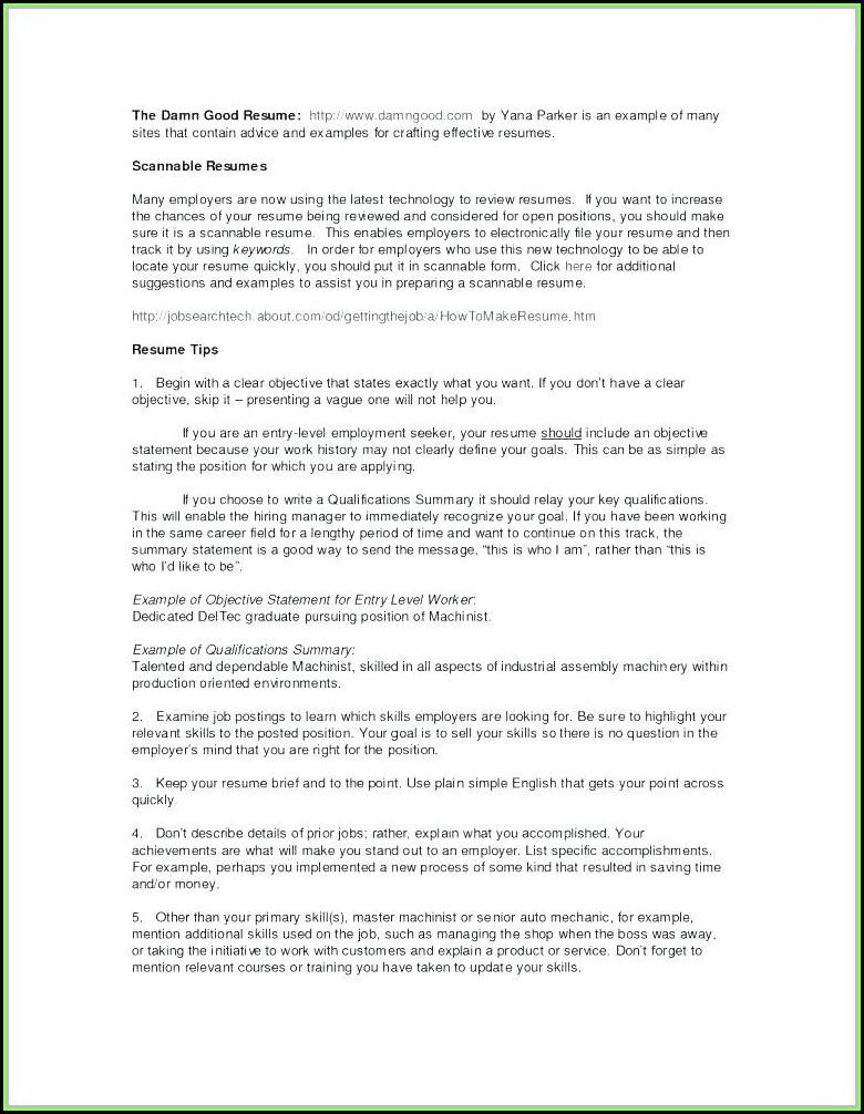 Freelance Resume Writer Job Description