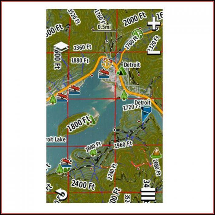 Garmin Huntview Maps Colorado