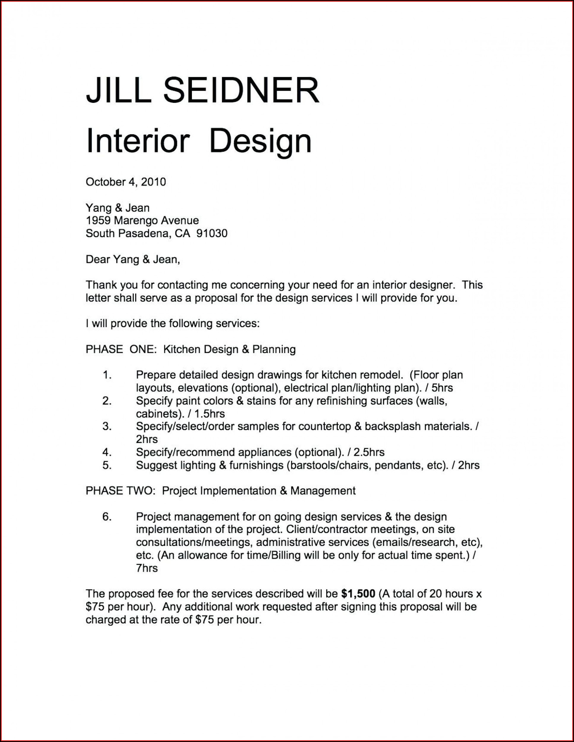 Graphic Design Contract Template Pdf