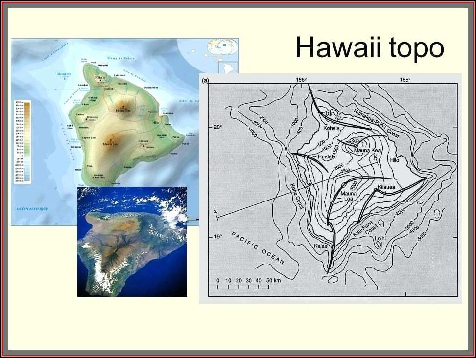 Hawaii Topo Map Garmin
