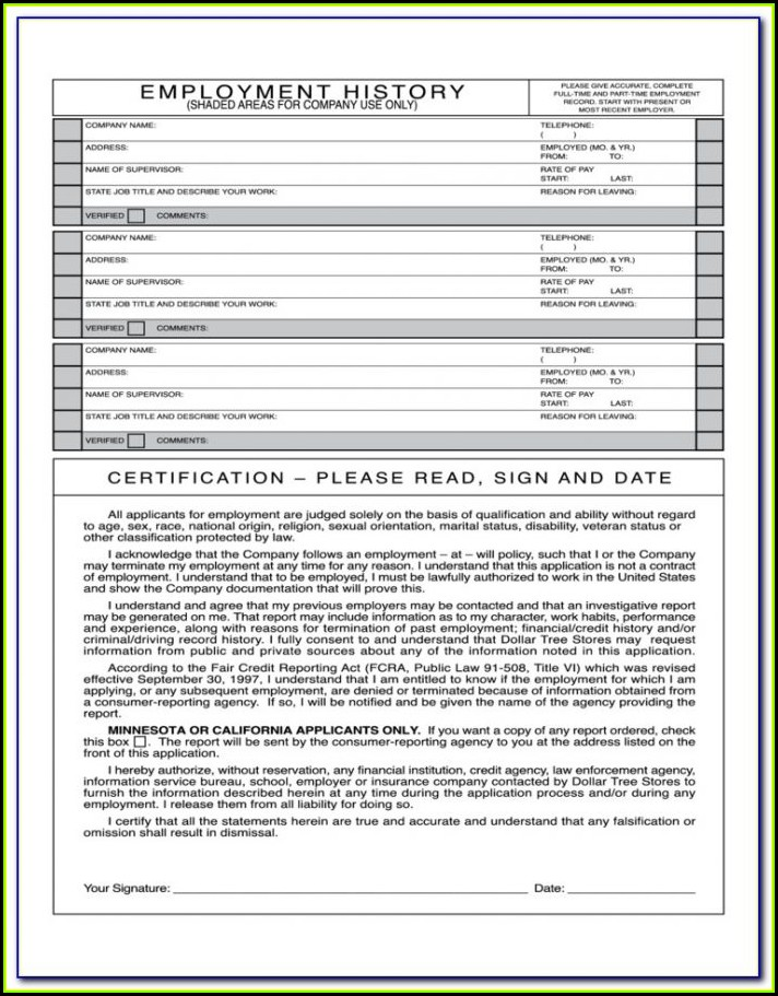 How To Fill Online Employment Registration Form