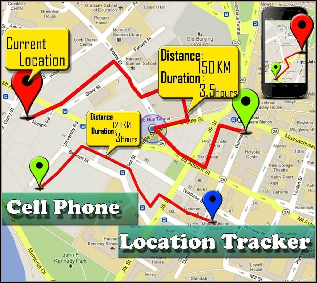 How To Track A Cell Phone Number Using Google Maps