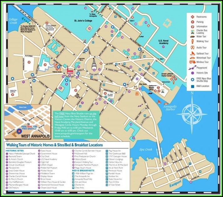 La Jolla Hotels Map