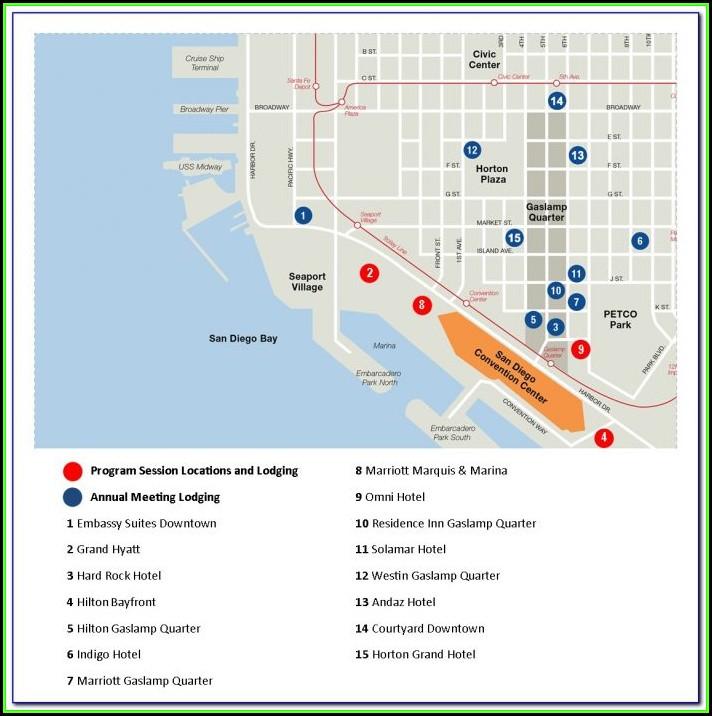 Map Of Hotels Near Myrtle Beach