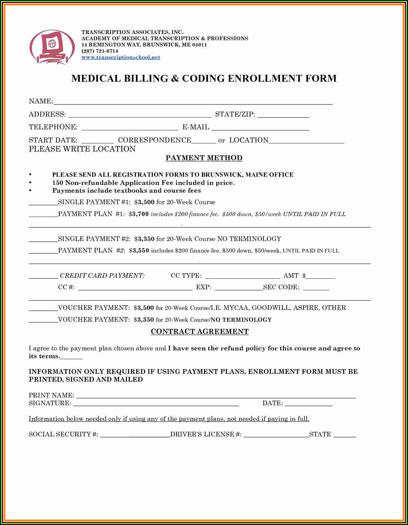 Medical Billing And Coding Job Description For Resume