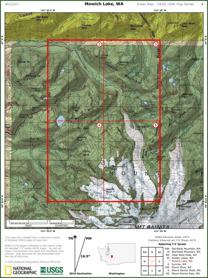 Oregon Topo Maps Usgs