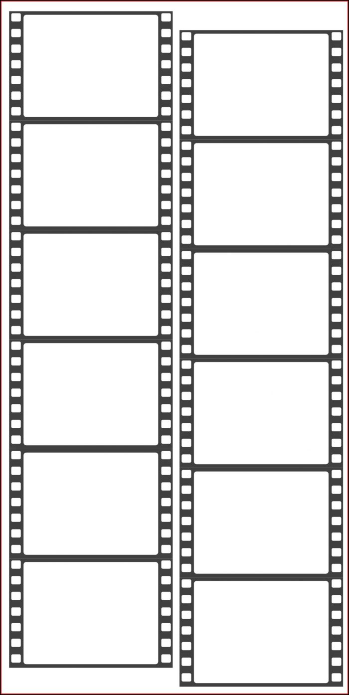 Photo Booth Strips Template App