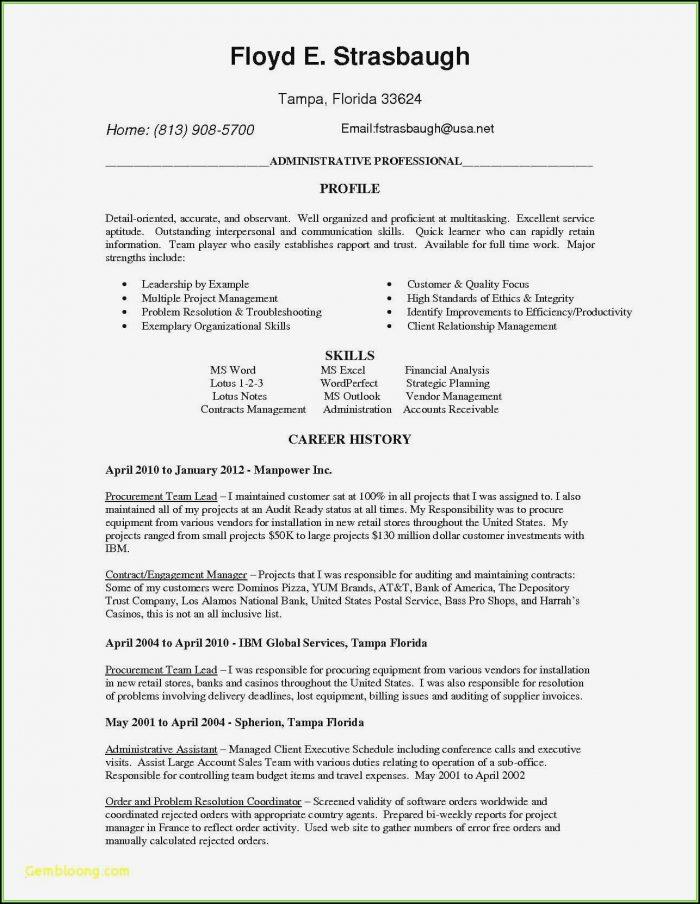 Professional Resume Writers Atlanta Ga