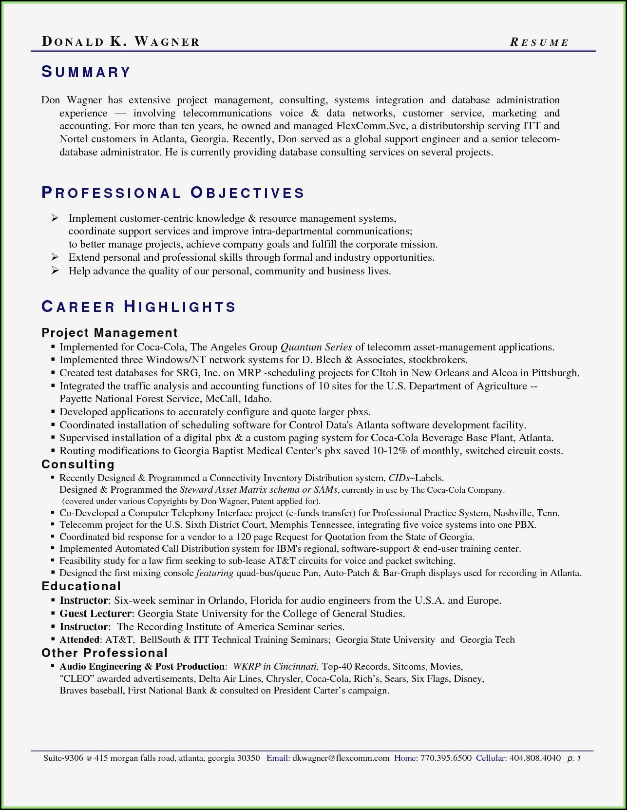 Best professional resume writing services atlanta ga