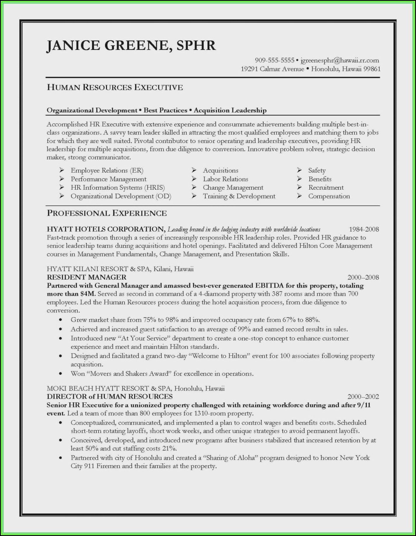 Professional Resume Writing Services Austin Texas