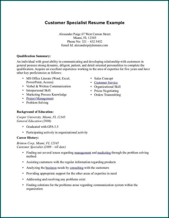 Resume For Medical Coding Fresher