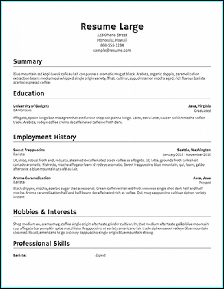 Resume Wizard Free Download For Windows 7