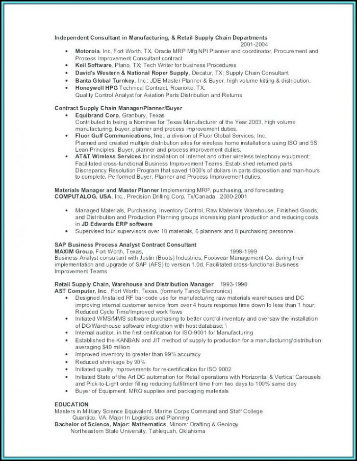 Resume Writers For Federal Jobs