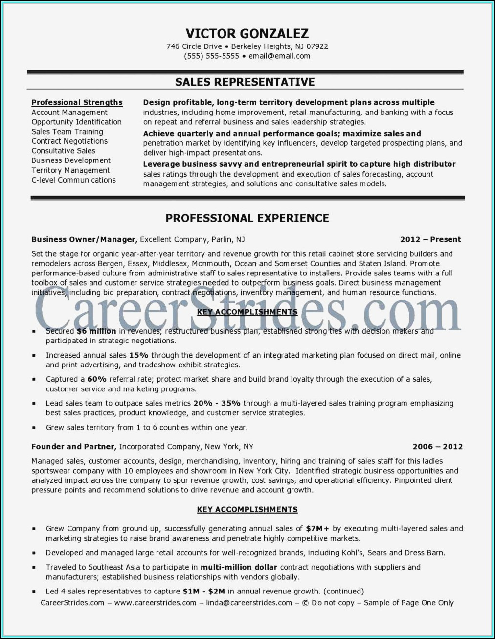 Resume Writing Service Houston