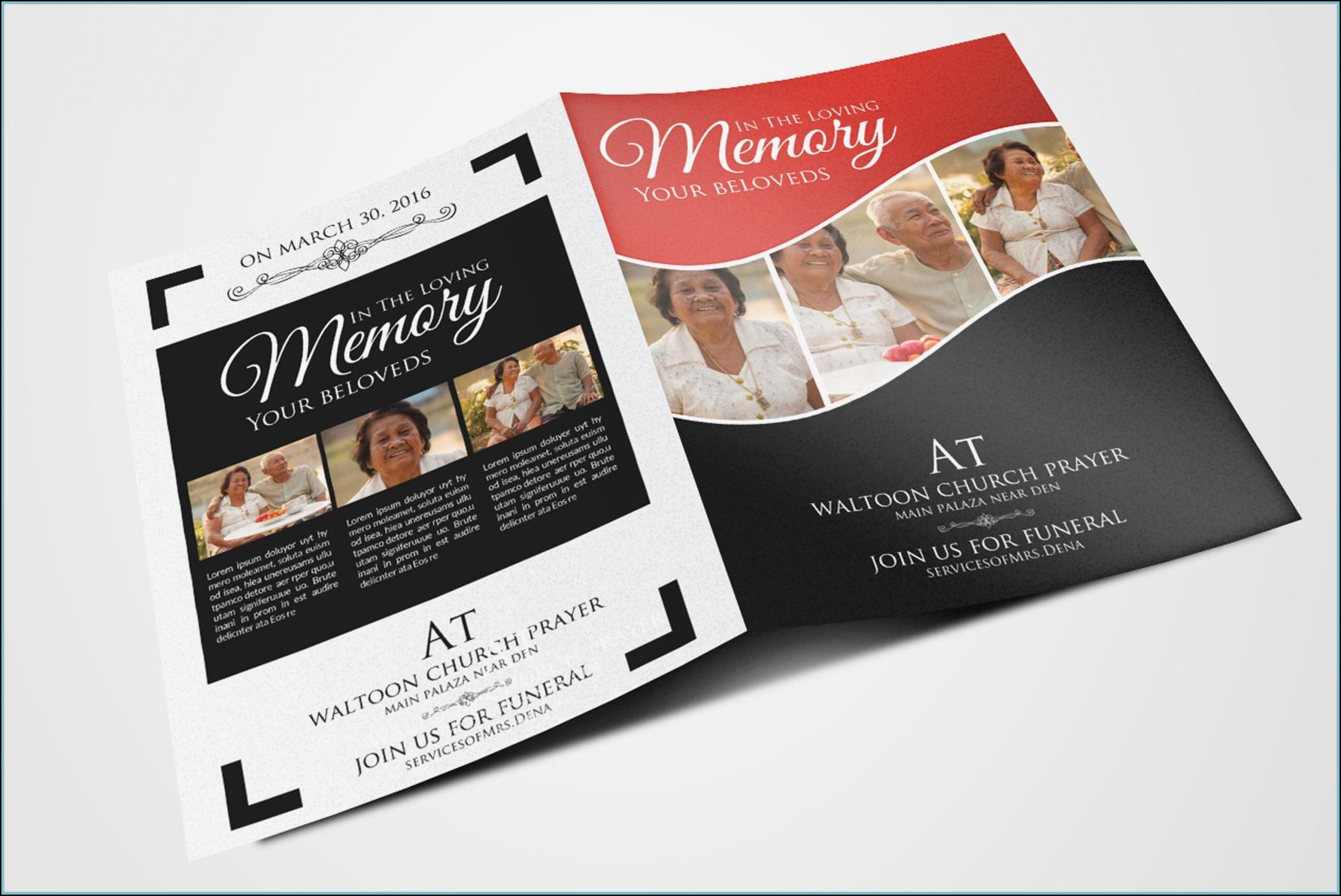 Retirement Brochure Templates Free