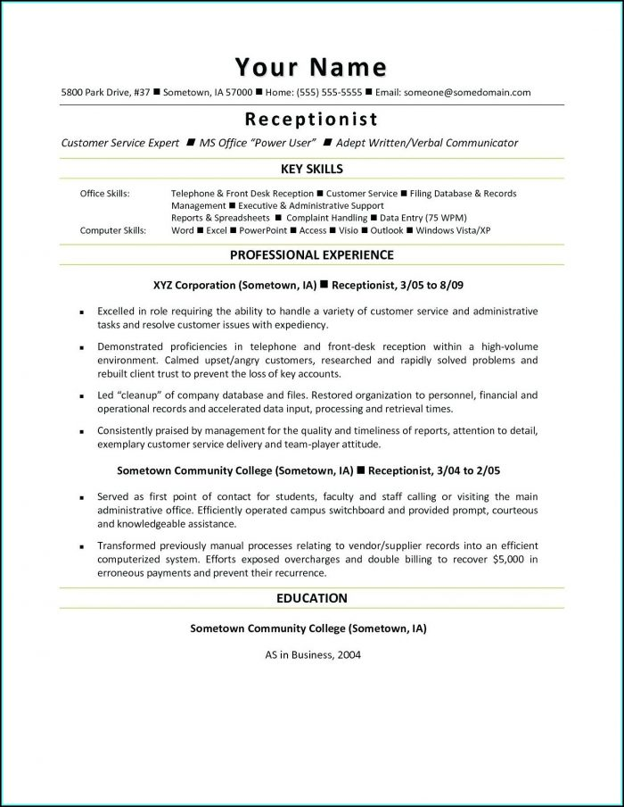 Sample Certified Nursing Assistant Resume Experienced