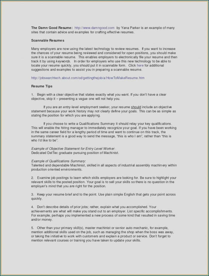 Samples Of Simple Cover Letters For Resumes