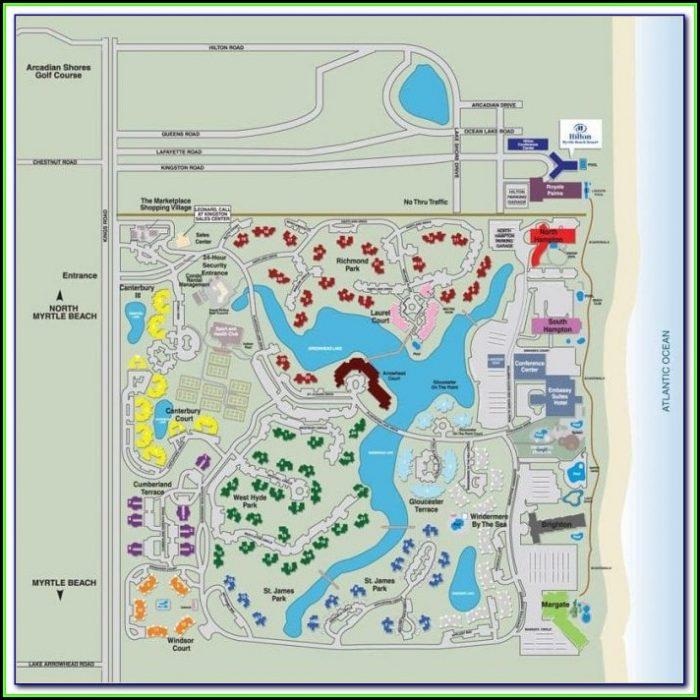 St Petersburg Beach Hotel Map