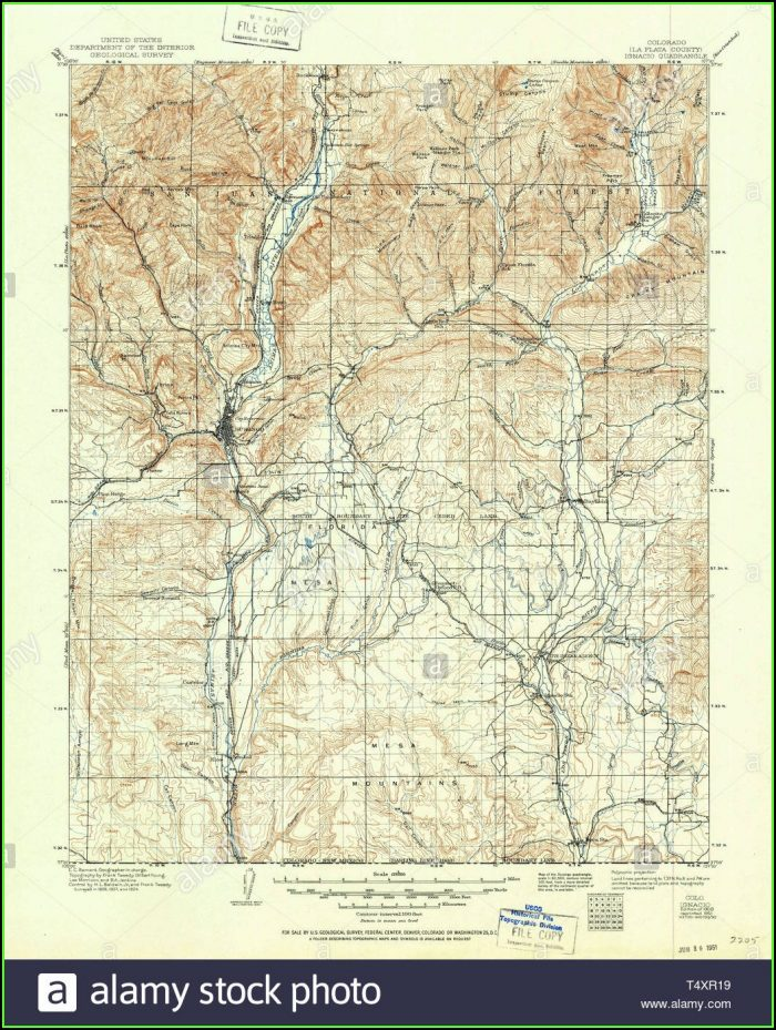 Topo Map Co