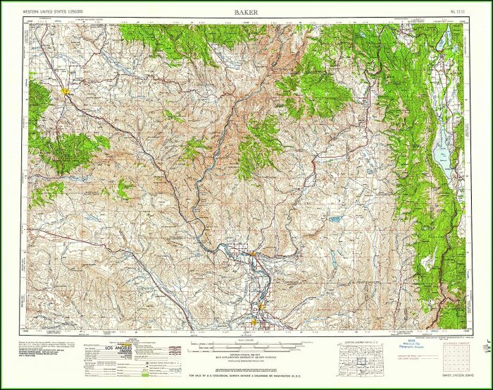 Topo Map Of Colorado Bend State Park