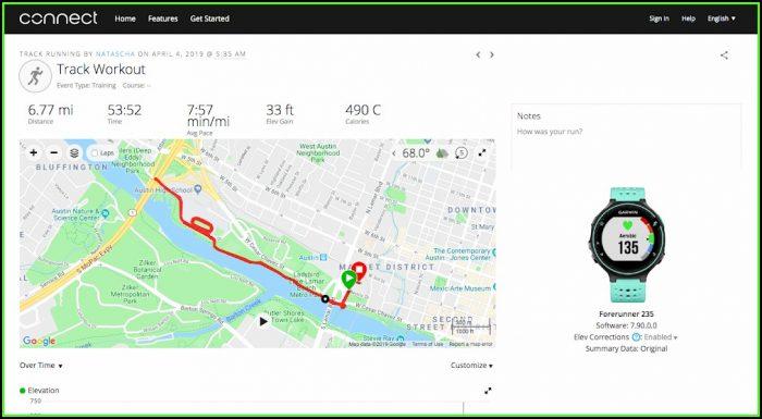 Treadmill Google Maps Street View