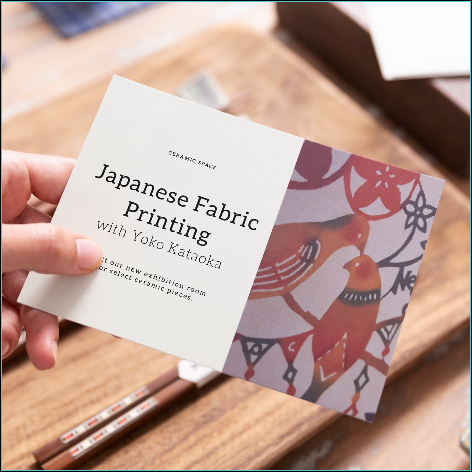 Vistaprint A5 Postcard Template