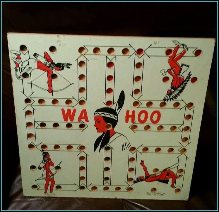 Wahoo Board Game Template