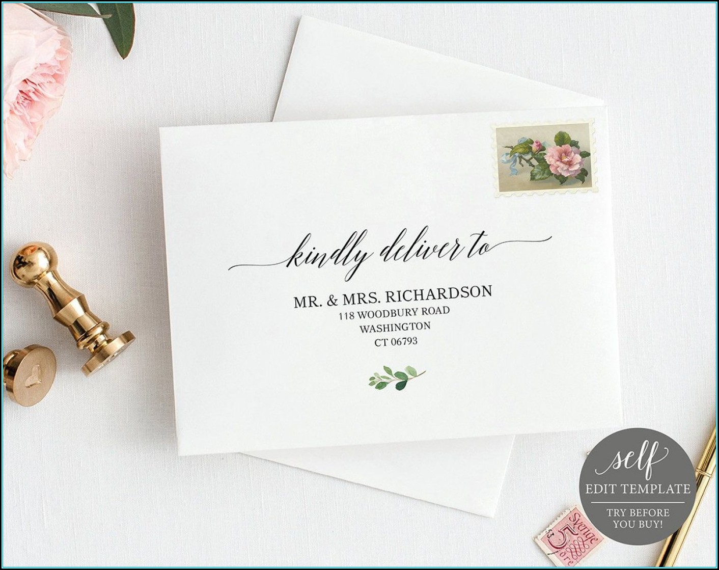 Wedding Address Label Template Excel