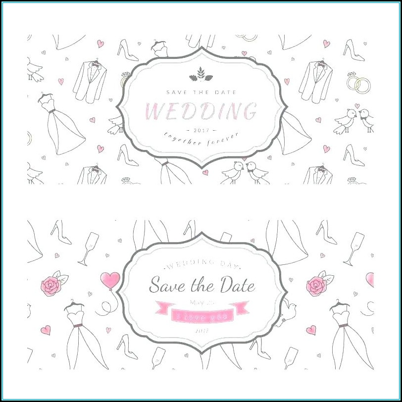 Wedding Congratulations Card Template Word