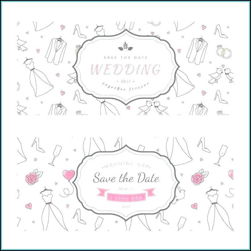 Wedding Congratulations Card Template Word
