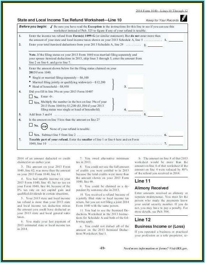 2019 Federal Income Tax Form 1040ez