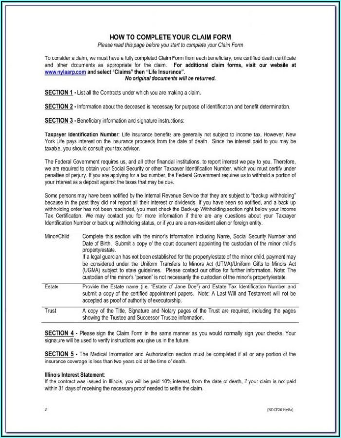 Aarp Legal Forms