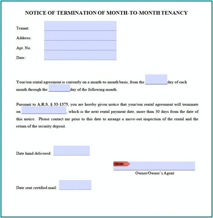 Arizona Landlord Tenant Eviction Forms