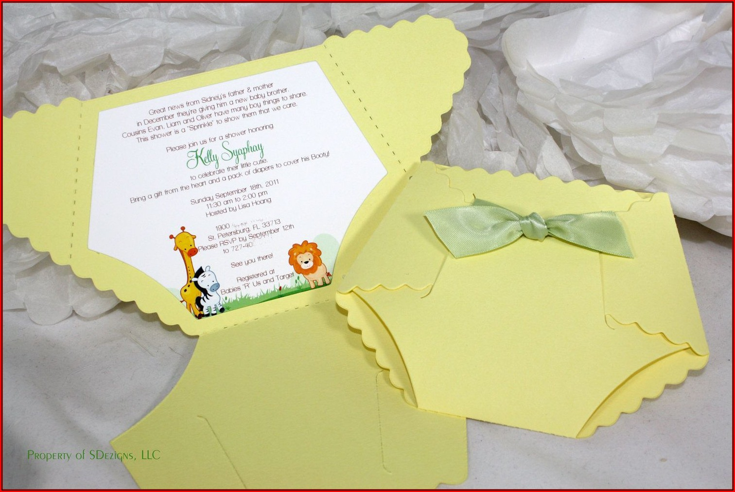 Avery Invitation Templates