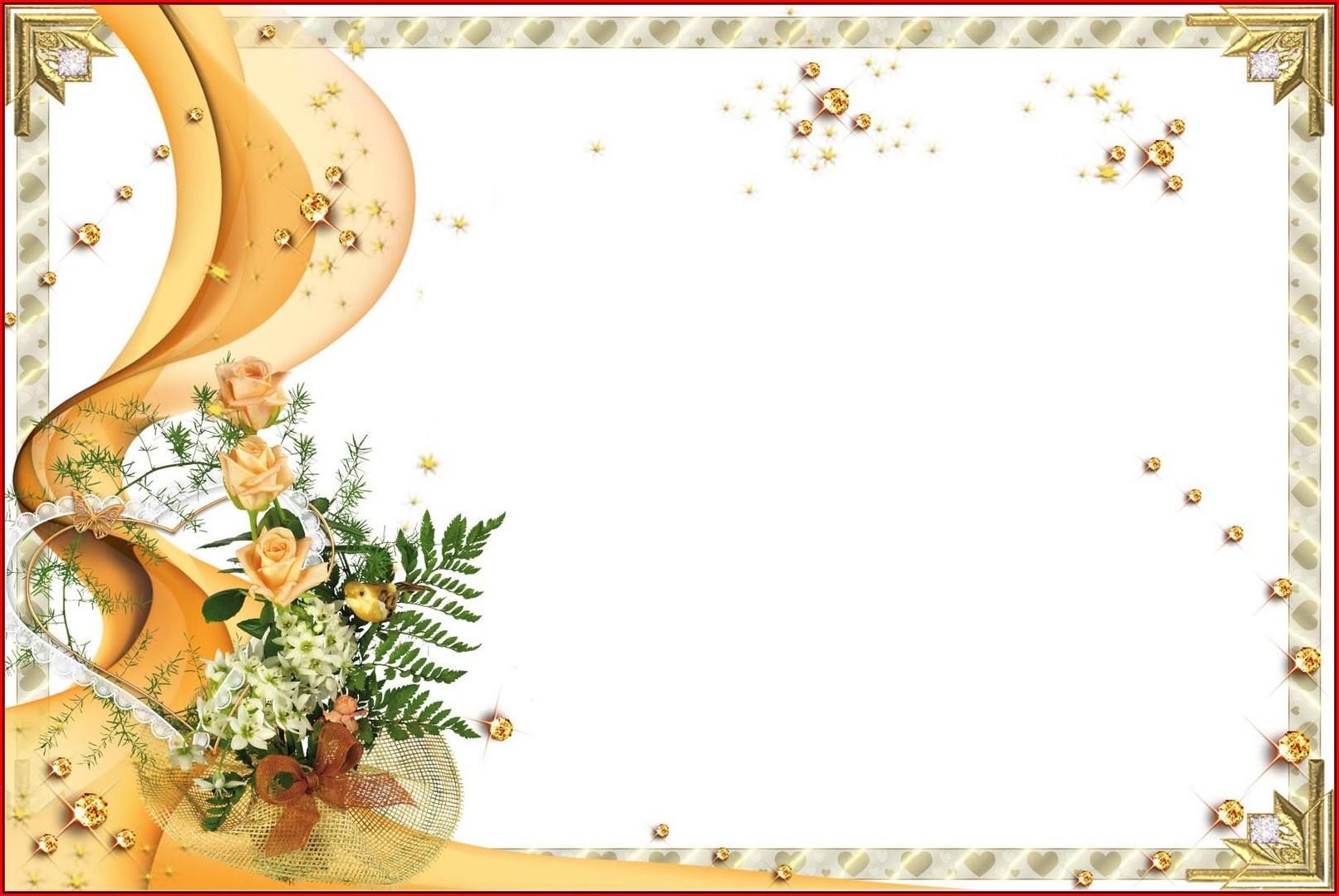 Avery Wedding Invitation Templates