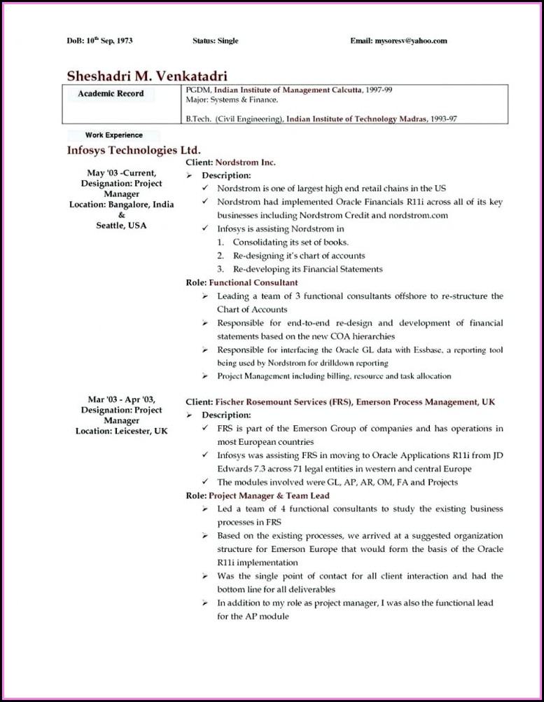 Best Entry Level Resume Templates