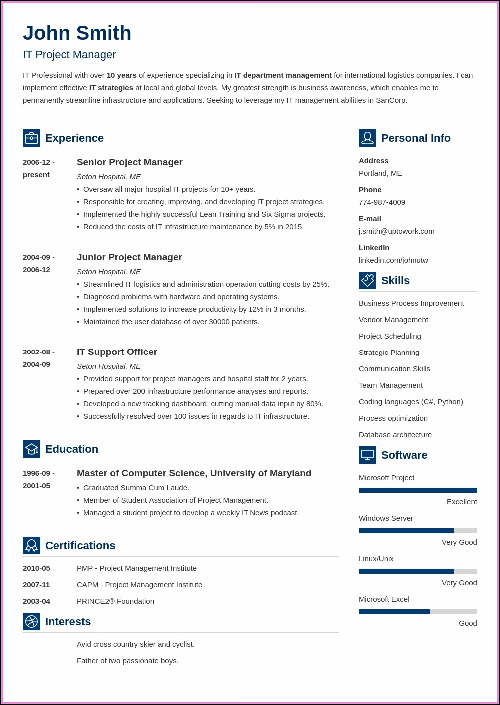 Best Resume Builder Online Free Download