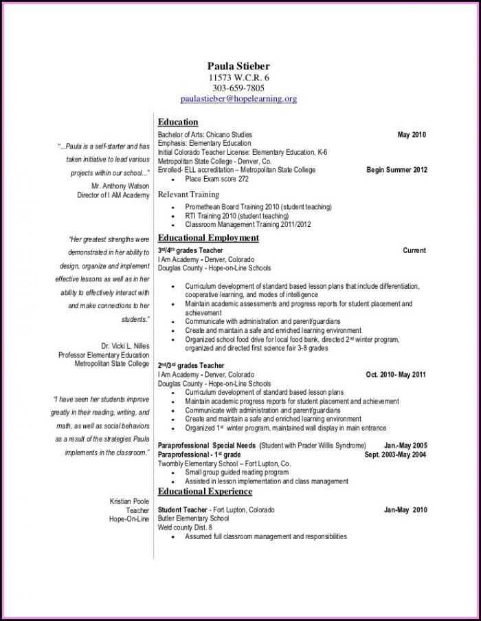 Building Maintenance Resume Samples Templates
