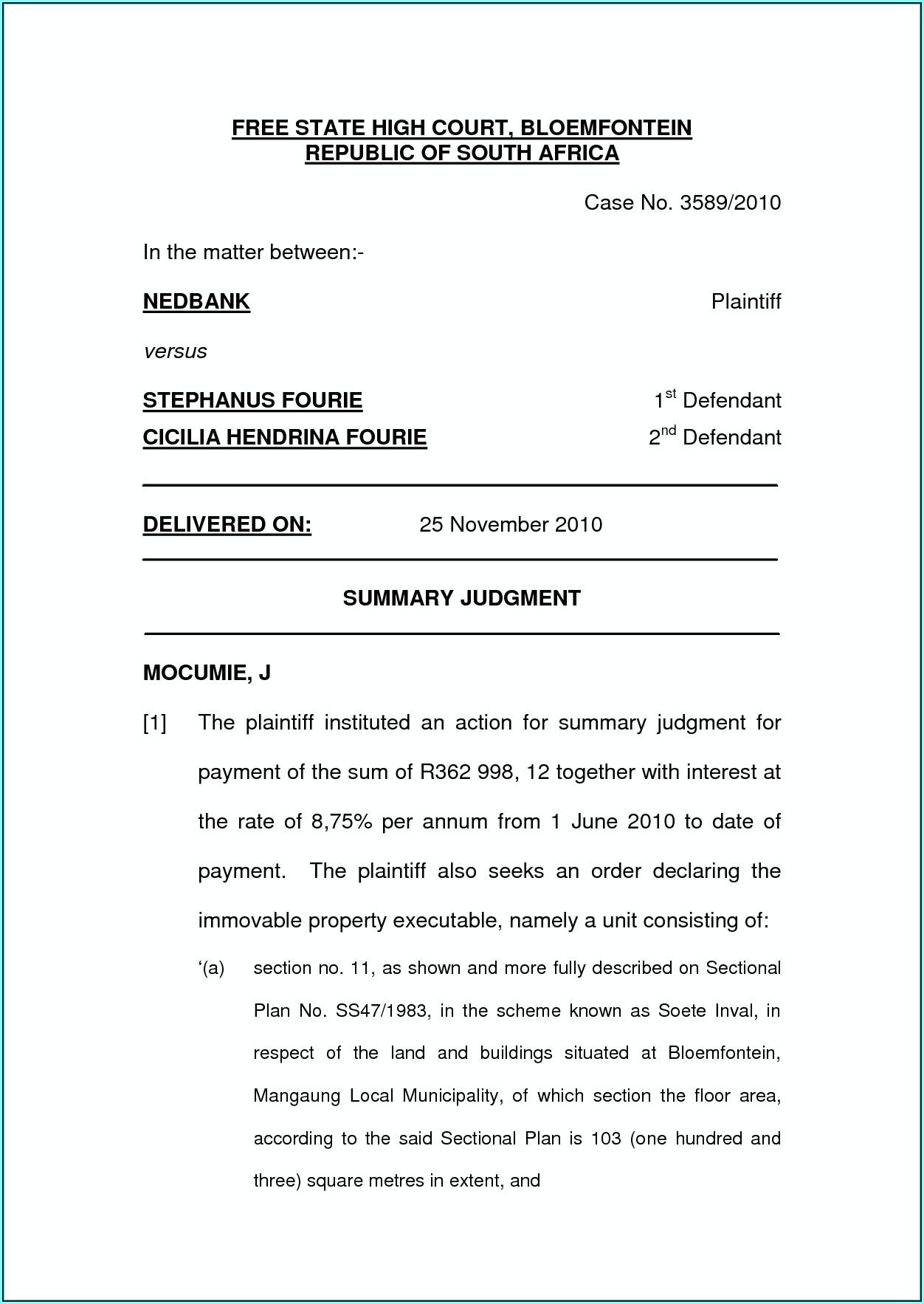 Car Loan Agreement Template Form