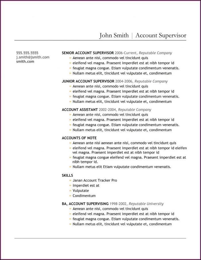 Construction Builder Resume Sample