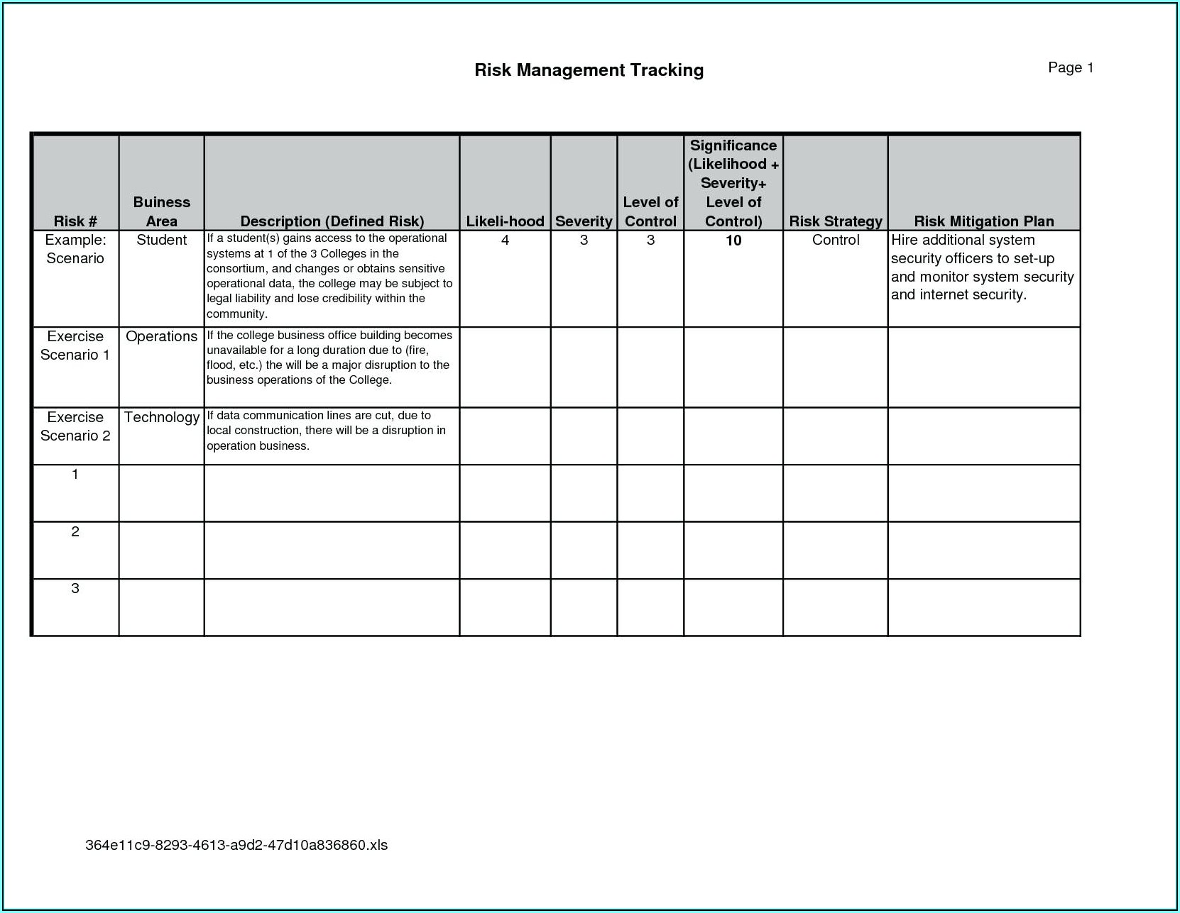 Construction Project Management Plan Template