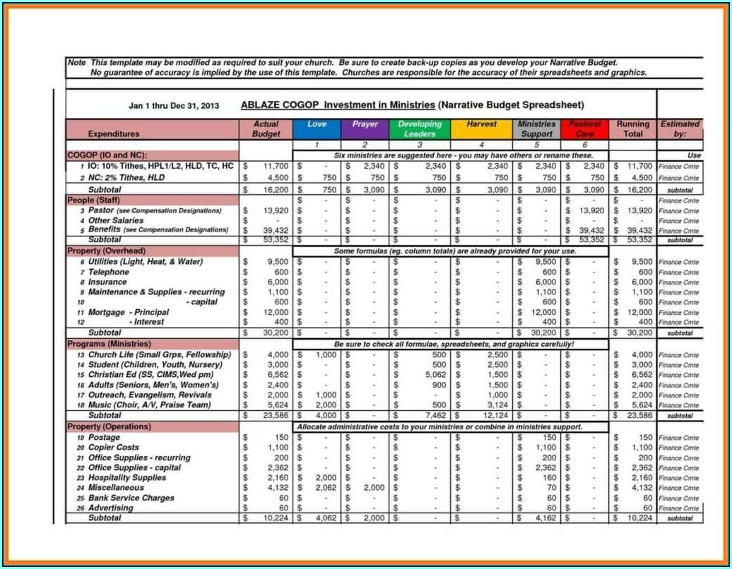 Construction Project Management Template Excel