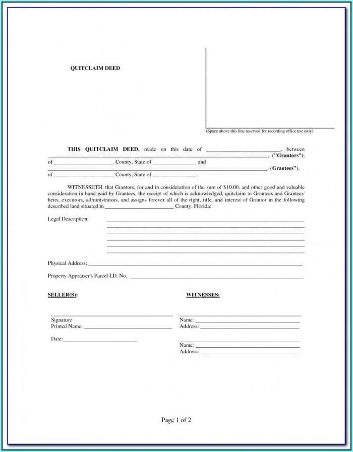 Duval County Divorce Filing