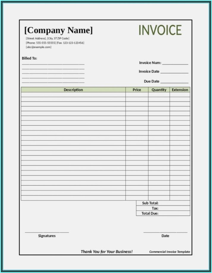 Editable W 9 Tax Form